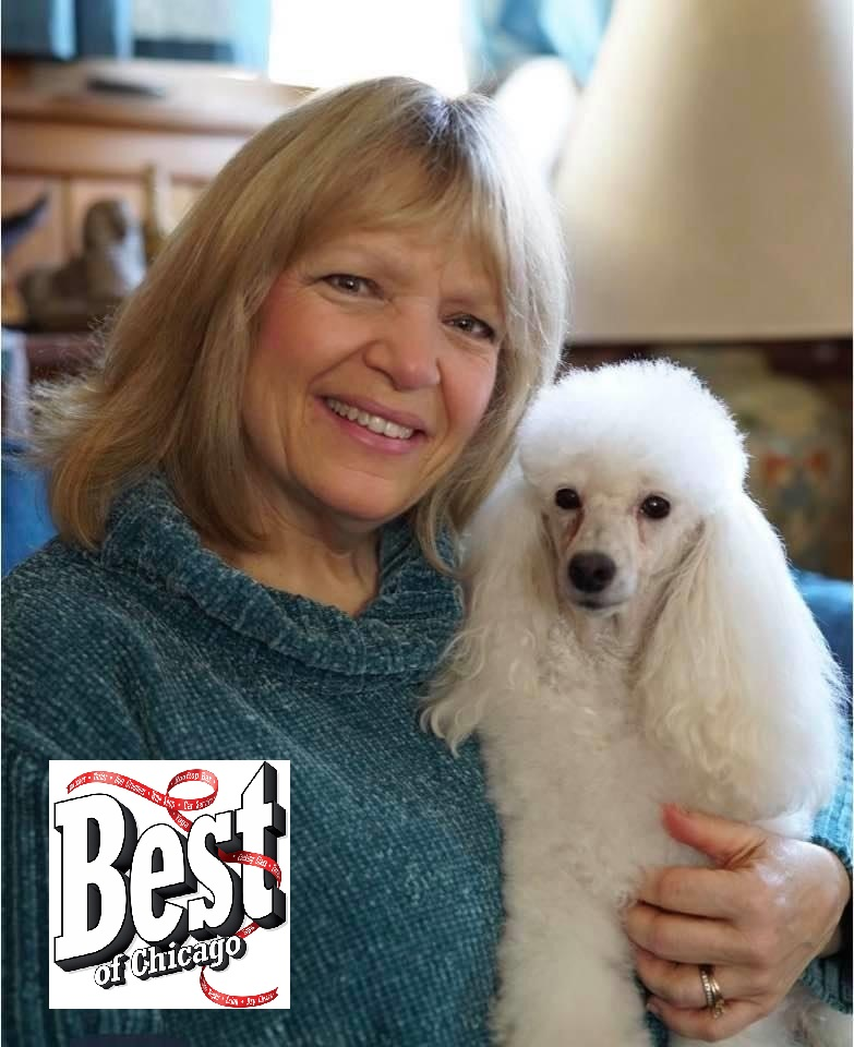Jennifer Bishop-Jenkins, Master Groomer and Owner of Love Fur Dogs